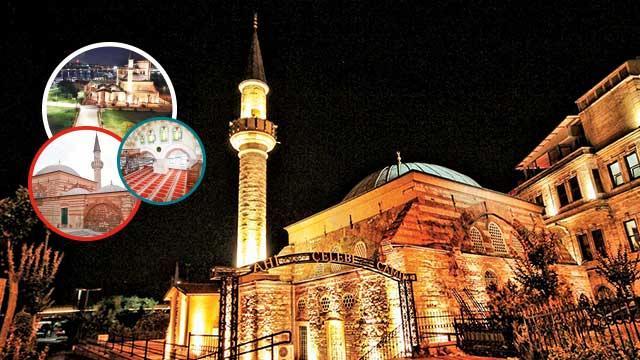 Seyyahlığın müjdelendiği mabet: Ahi Çelebi Camii