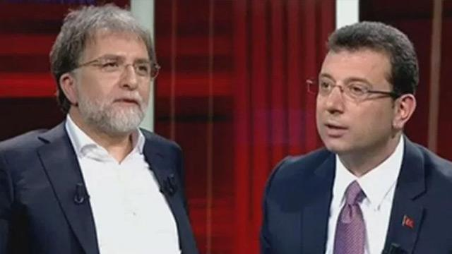 Ekrem İmamoğlu manipüle ediyor ama Mehmet Tevfik Göksu'nun sorusuna hala cevap vermiyor