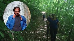 Zonguldak'ta 2 gündür kayıp olan Kılıç için arama çalışmaları başlatıldı