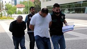 Emekli uzman çavuş ve emlakçı 7 kilo eroinle yakalandı