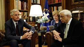 Kameralar önünde Yunanistan ve AB'den Türkiye'ye küstah sözler!