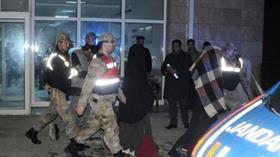 Suriye sınırında DEAŞ'lı 2 kadın terörist yakalandı