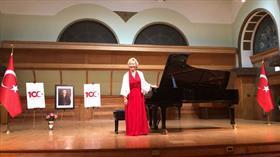 Chicago'da '19 Mayıs İlk Adımın 100. Yılı' resitali