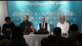 Çukur'un 'İdris Koçovalı'sı' Üsküp'te hayranlarıyla buluştu