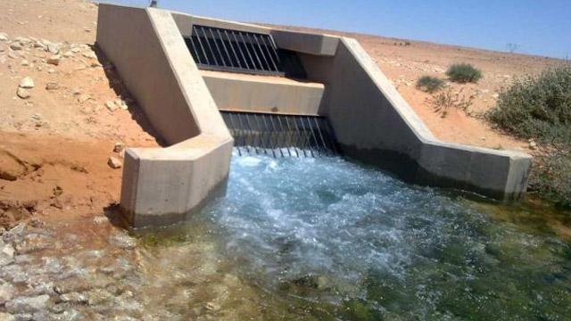 Trablus'ta iki gün süren su krizi sona erdi