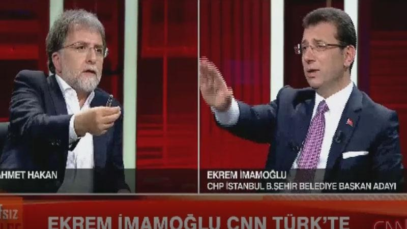Ekrem İmamoğlu, Mehmet Tevfik Göksu'nun sorusuna neden cevap vermiyor?