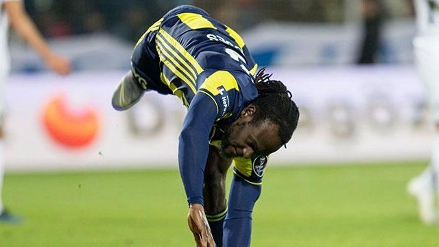 Victor Moses resmen açıkladı! 'Önümüzdeki sezon Fenerbahçe'deyim'