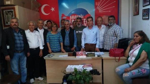 CHP Ayvalık İlçe Başkanlığına kayyum atandı