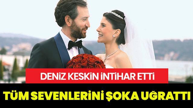 Deniz Keskin kimdir? Kerim Yardımcı'nın eski eşi Deniz Keskin evinde intihar etti!