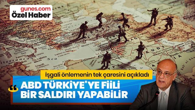 """""""Tüm gelişmeler Türkiye'ye askeri operasyonu işaret ediyor"""""""