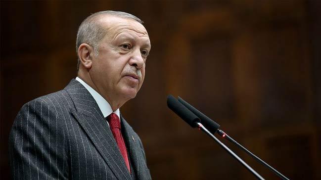 Başkan Erdoğan: Hepimiz 82 milyonluk Türkiye gemisinin yolcularıyız