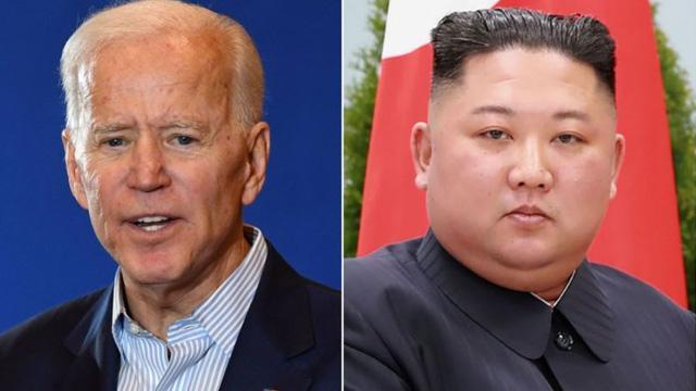 """Kuzey Kore'den Kim Jong-un'a """"diktatör"""" diyen eski ABD Başkan Yardımcısı Biden'a tepki"""