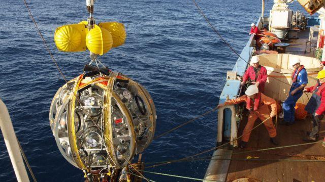 Uzaydan gelen ışınları incelemek için Akdeniz'in tabanında dev bir teleskop kurulacak