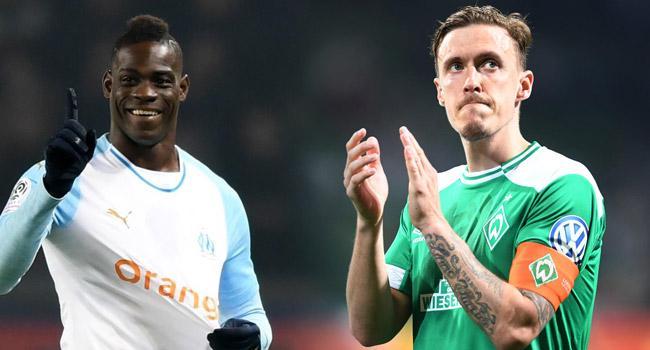 Hedefteki golcüler Kruse ve Balotelli