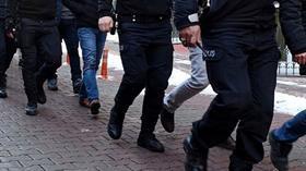 İstanbul'da terör örgütü PKK'ya yönelik operasyonda 7 şüpheli yakalandı
