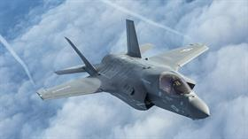 İngiltere Hava Kuvvetleri'ne ait F-35 savaş uçakları Kıbrıs'a indi