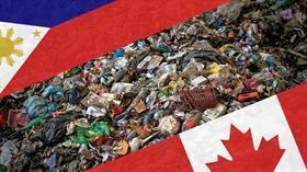 Filipinler ile Kanada arasında çöp krizi: Çöpler Kanada'ya geri gönderilecek