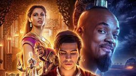 """Disney'in merakla beklenen yapımlarından """"Aladdin"""" 24 Mayıs'ta vizyona girecek"""
