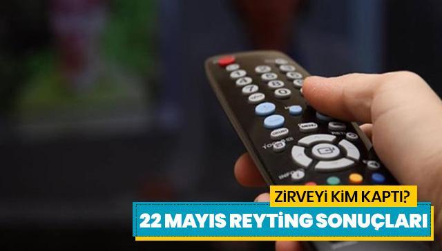 22 Mayıs reyting sonuçları: Diriliş Ertuğrul, Kuzgun, Sen Anlat Karadeniz reyting sıralaması