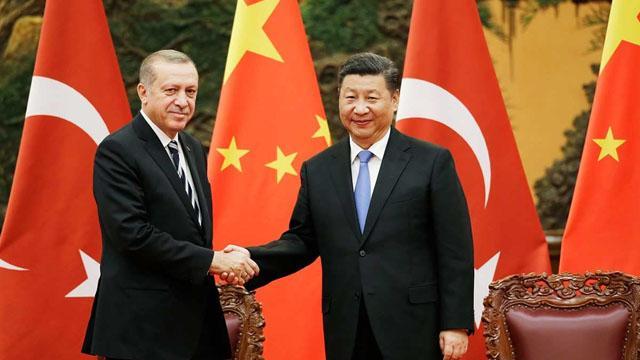 Türkiye ve Çin demir yolu hatlarının inşası için finansman anlaşması planlıyor
