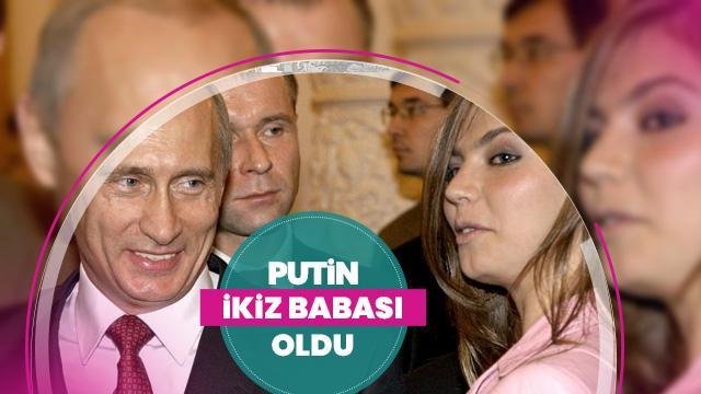 Rusya Devlet Başkanı Vladimir Putin'in baba olduğu iddia edildi
