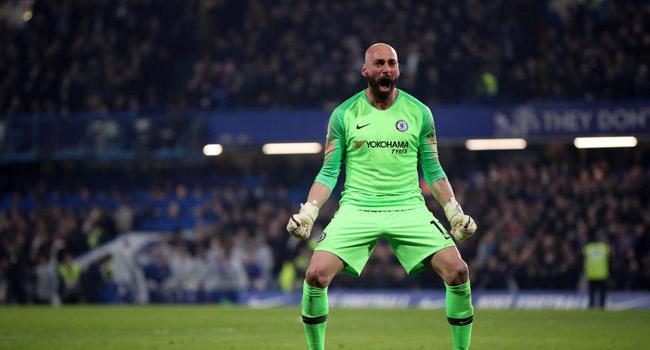 Chelsea'den Willy Caballero bir yıllık sözleşme
