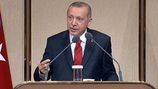 Başkan Erdoğan: Büyük hamleler için elverişli zemine sahibiz