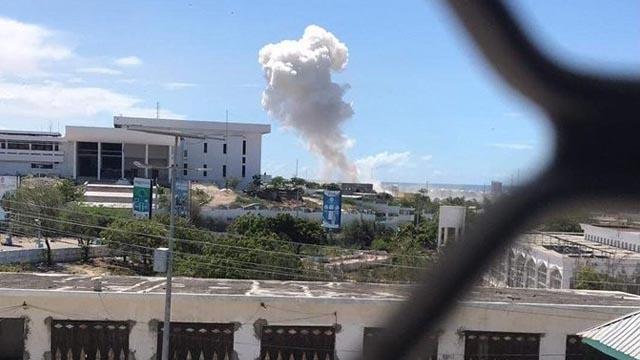 Somali'de düzenlenen bomba yüklü araç saldırısında 2 kişi öldü