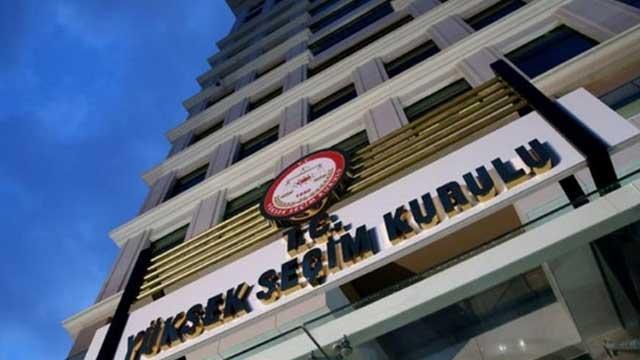 Son dakika: YSK, 31 Mart Mahalli İdareler Genel Seçimine ilişkin kesin sonuçları ilan etti