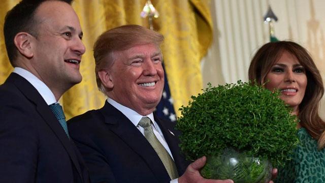 ABD Başkanı Trump, İrlanda'yı ziyaret edecek
