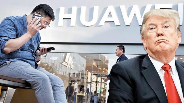 ABD'den Huawei'eyaptırımda geri adım