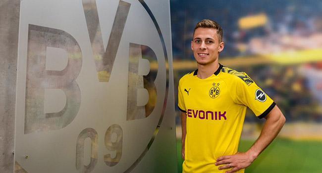 Borussia Dortmund 3 transfere 77 milyon Euro harcadı
