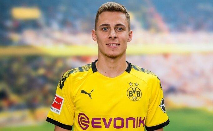 Thorgan Hazard resmen Borussia Dortmund'da