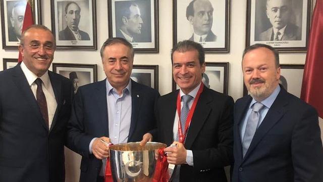 Galatasaray'dan açıklama! 'Nakış gibi işleye işleye şampiyon olduk'
