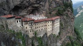 Sümela Manastırı 25 Mayıs'ta ziyarete açıklacak