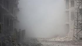 Katil Esed rejiminin İdlib'e düzenlediği hava saldırılarında 6 sivil öldü