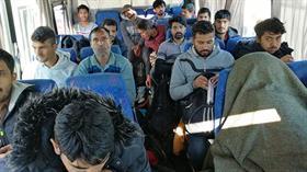 Tekirdağ'da 48 düzensiz göçmen yakalandı
