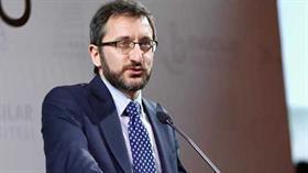 Cumhurbaşkanlığı İletişim Başkanı Altun, gazeteci yazar Akif Emre'yi andı