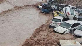 İran'daki fırtına ve şiddetli yağışlarda hayatını kaybedenlerin sayısı 24'e yükseldi