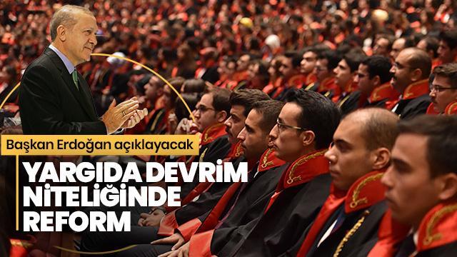 Yargıda devrim niteliğinde reform