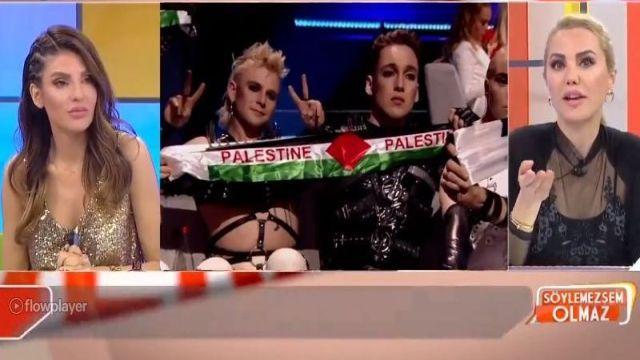 Ece Erken'den Madonna gafı! Herkesin diline düştü