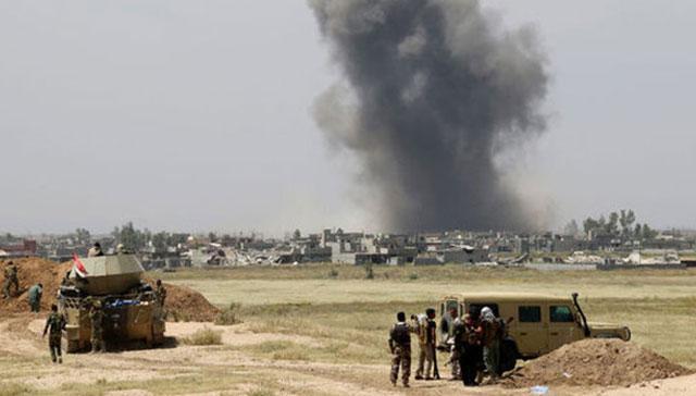 Irak'ta bombalı saldırı sonucu 2 kişi hayatını kaybetti