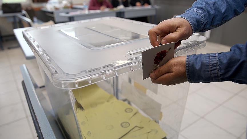 YSK'nın 31 Mart seçim kesin sonuçlarına ilişkin kararı Resmi Gazete'de yayımlandı