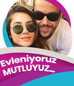 Fulya Zenginer ve Kuntay Tarık Evren çifti Temmuz'da evleniyor