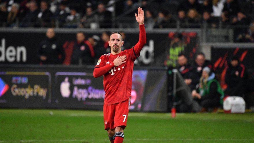 Ribery'e açık mesaj! Yarım kalan hikayemiz var
