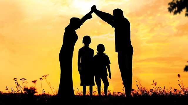 İnsanın dünyadaki cenneti aile