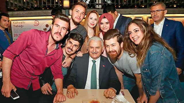 'İstanbul'da 50 bin gence istihdam fırsatı'
