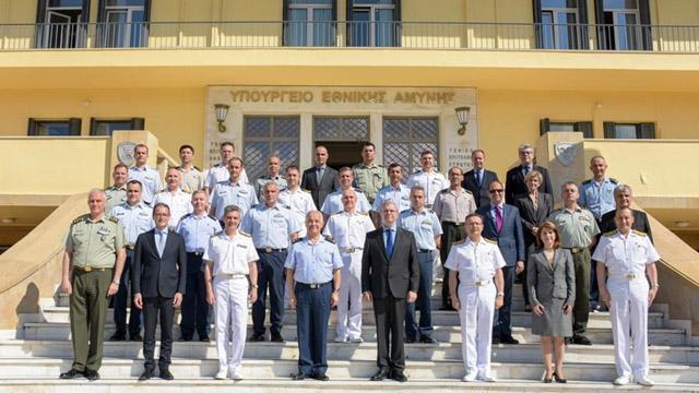MSB: Türk ve Yunan milli savunma bakanlıkları heyetleri arasındaki görüşmeler sona erdi