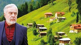 Usta oyuncu Uğur Yücel Artvin'de köye yerleşiyor
