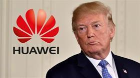 ABD Başkanı Trump: Huawei konusu ticaret anlaşması çerçevesinde çözülebilir